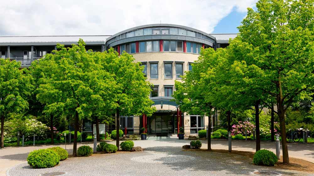 Knappschafts Klinik Warmbad Knappschaft Bahn See