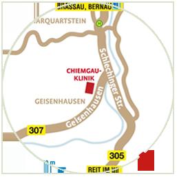 Klinik wartezeit chiemgau GastroGuide Marquartstein